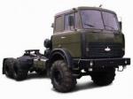 МАЗ поставил тюменским нефтяникам 100 полноприводных тяжелых тягачей