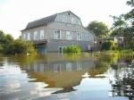Как просушить дом после подтопления