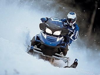 Снегоходы: особенности и преимущества