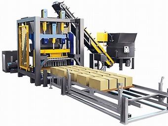 Современное вибропрессующее оборудование от завода «Стройтехника»