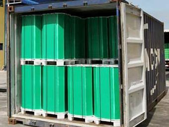 Группа компаний GAC представила новый экологически чистый складной транспортный контейнер