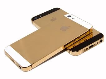 Золотистый iPhone по цене золотого