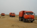Минтранс хочет запретить перевозку сыпучих грузов автотранспортом