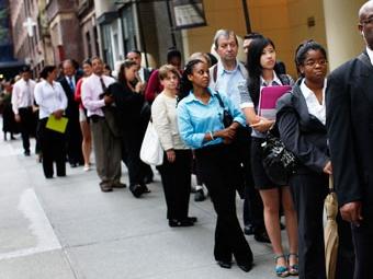 Уровень безработицы снизился в 28-ми штатах США