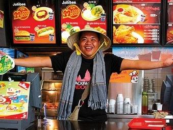 МакДональдс приходит во Вьетнам