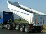 Самосвалы Scania: высокий уровень надёжности