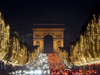 В 2013 году Париж стал мировой столицей туризма