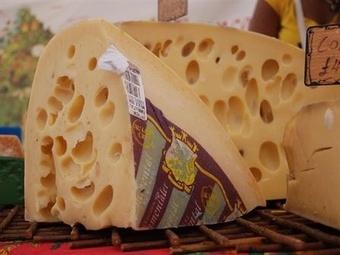 Швейцарский сыр признан самым вкусным в мире