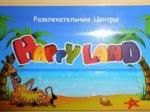 Евгений Былинский: бонус на игровую карту в Happy Land
