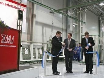 Финская Skaala организует производство окон в России