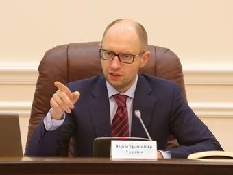 По мнению Яценюка, двустороння торговля между РФ и Украиной может быть прекращена