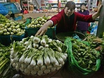 Китай планирует открытие экспортной площадки плодоовощной продукции в Россию