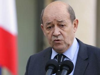 По словам французского министра обороны, «Мистрали» могут не отдать России