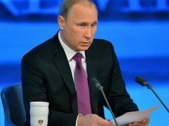 Путин уверен, что российская экономика выйдет на траекторию роста максимум по прошествии двух лет