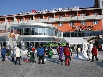 Снижение турпотока из России осложнило положение финских гостиниц