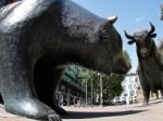 Фондовые рынки Европы торгуются вминусе