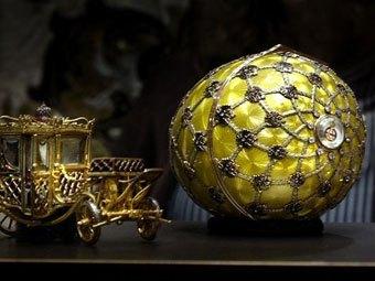 Знаменитый ювелирный дом Faberge возобновляет свою работу