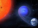 «Мини-Нептуны» украсных карликов оказались зародышами двойников Земли