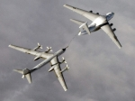 Британские СМИ: Перехвачен российский бомбардировщик сядерным оружием наборту