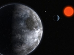 Во вселенной есть планета пригодная для жизни