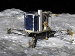 УRosetta нет времени искать зонд наповерхности кометы