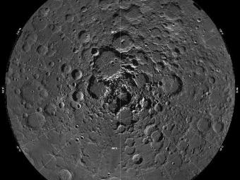 Российский прибор помог НАСА расссчитать объем водорода наполюсах Луны
