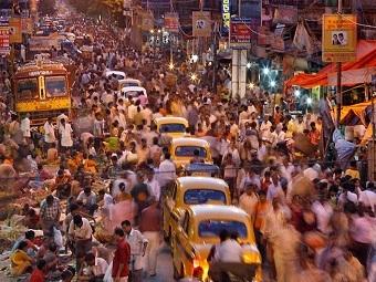 К 2050 году население Индии значительно увеличится