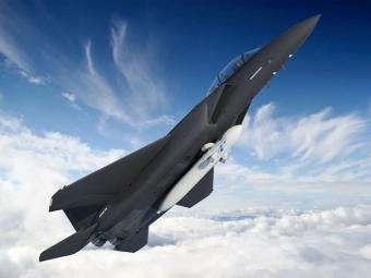 Пентагон показал взлет космической ракеты ссамолета