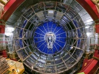 Большой адронный коллайдер усилит поиски темной материи— Ученые