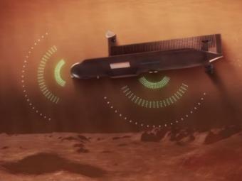 NASA отправит подводную лодку наТитан