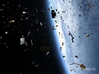 НаЗемлю обрушилось 100 тонн космического мусора— NASA