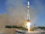 СБайконура стартовала ракета «Союз-У» скосмическим грузовиком