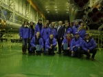 Призеры молодежного форума «IВолга» примерили насебя роль космонавтов