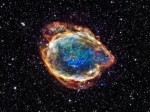Ученые: NASA запечатлело остаток взрыва сверхновой звезды типа Ia