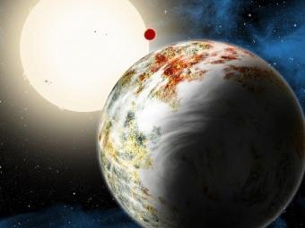 Открыта новая планета редкого типа