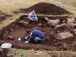 В Архангельской области найдена первобытная стоянка