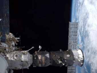 Грузовик «Прогресс М-26М» увеличит орбиту МКС на1 километр— ЦУП