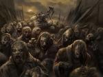 Ученые предложили план поспасению— Зомби-апокалипсис