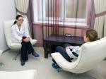 ВНовосибирске открыли первую вРоссии световую комнату для борьбы сдепрессией