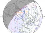 20марта жители некоторых городов России увидят солнечное затмение