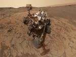 Марсоход Curiosity прислал землянам новые селфи