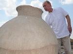 Путин побывал на раскопках Фанагории