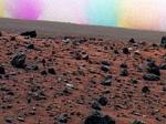 Марсоход Opportunity исследует кратер Индевор