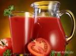 Ученые: томатный сок помогает впохудении