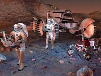 НАСА отправит наМарс установку попроизводству кислорода