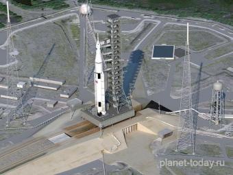 NASA готовит испытание ускорителя американской ракеты для пилотируемых полетов