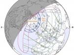Полное солнечное затмение увидят россияне 20марта