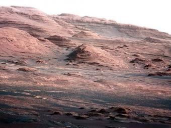 Сухой лед поможет вырабатывать электричество наМарсе