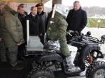 Российского человекоподобного робота научат управлять автомобилем