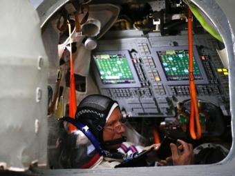 Российские космонавты снимают сМКС «горячие точки» Донбасса